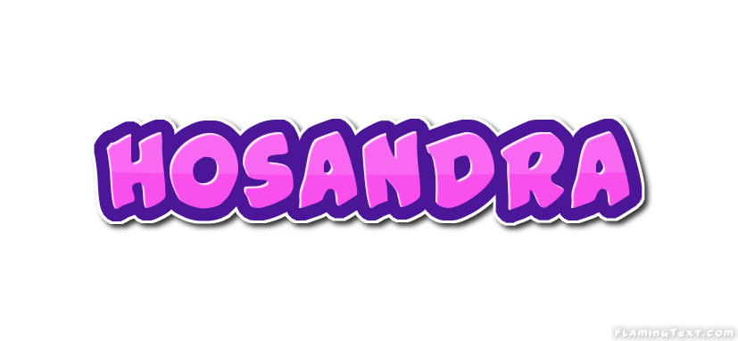 Sandra Name Design
