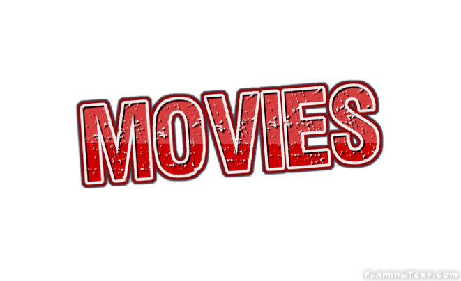 movies logo free name design tool from flaming text