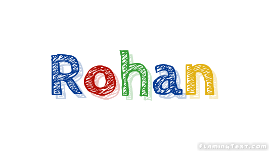 Rohan logo free name design tool from flaming text for Rohan design