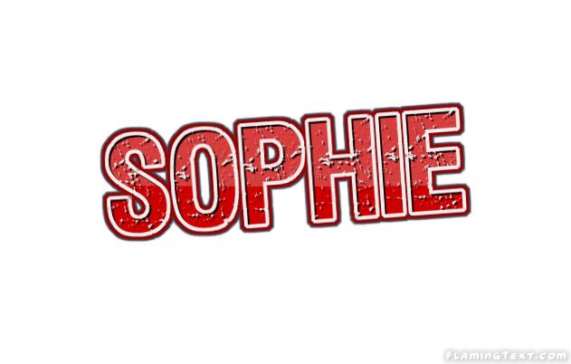 sophie name logo pastel - photo #3
