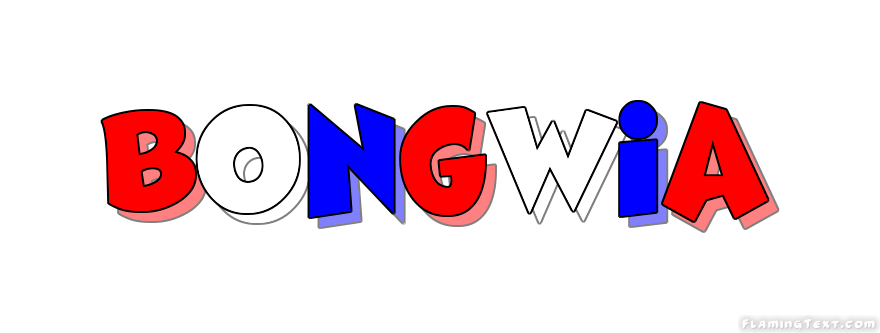 Bongwia Stadt