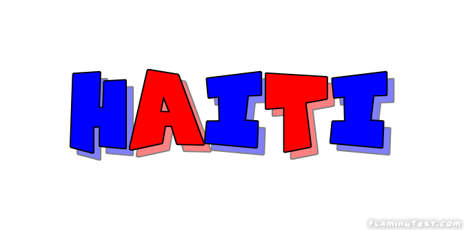 haiti logo free logo design tool from flaming text