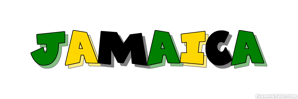 Design Your Own Car >> Jamaica Logo | Free Logo Design Tool from Flaming Text
