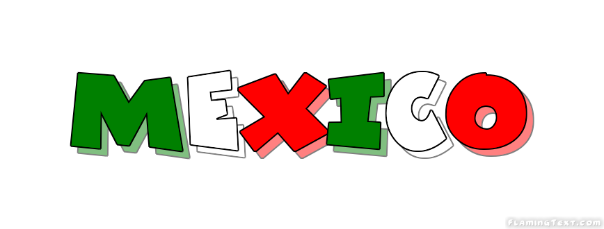 Different Car Logos >> Mexico Logo | Free Logo Design Tool from Flaming Text