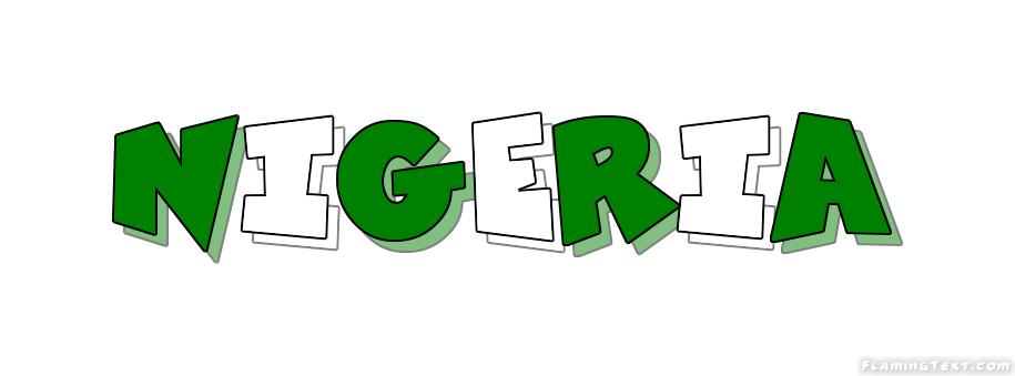 Nigeria Logo | Free Logo Design Tool from Flaming Text