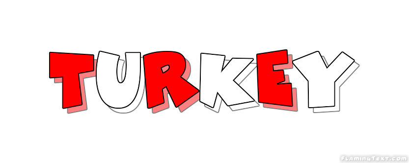 Turkey Logo | Free Logo Design Tool from Flaming Text