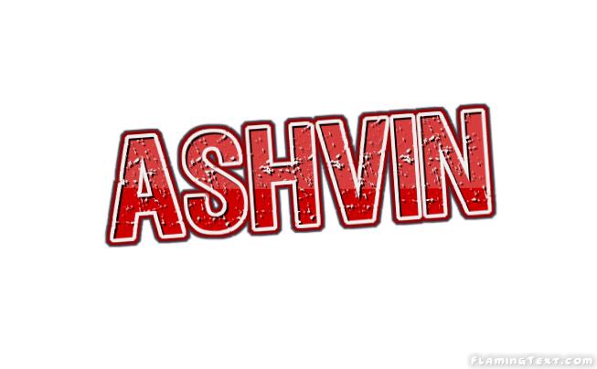 ashvin name