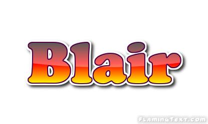 Blair Logo   Free Name Design Tool from Flaming Text