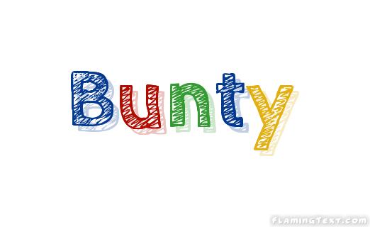 bunty name stylish