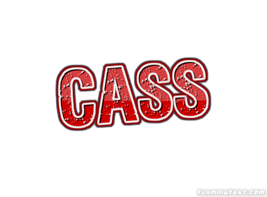 Cass Logo | Free Name Design Tool from Flaming Text