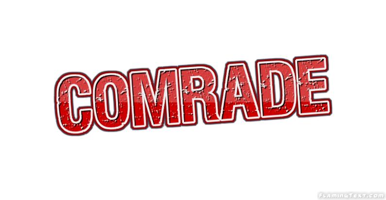 Dear Comrade Font Style