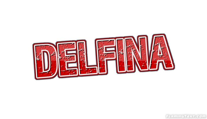 Delfina Logo   Free Name Design Tool from Flaming Text