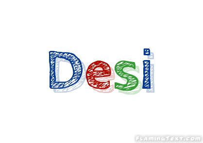 Desi Logo