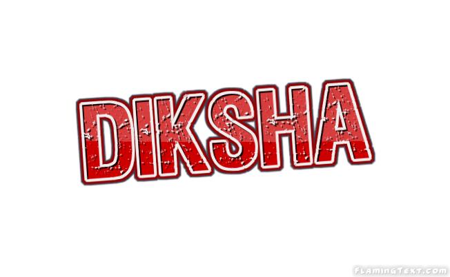 Diksha Logo Free Name Design Tool From Flaming Text