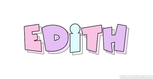 Vorname Edith