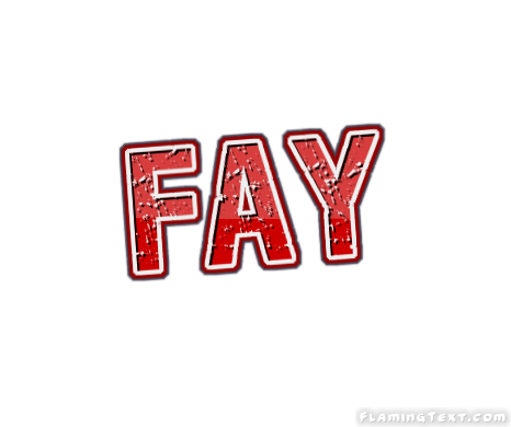 get cheap 440ae 652b3 Fay Logo | Free Name Design Tool from Flaming Text
