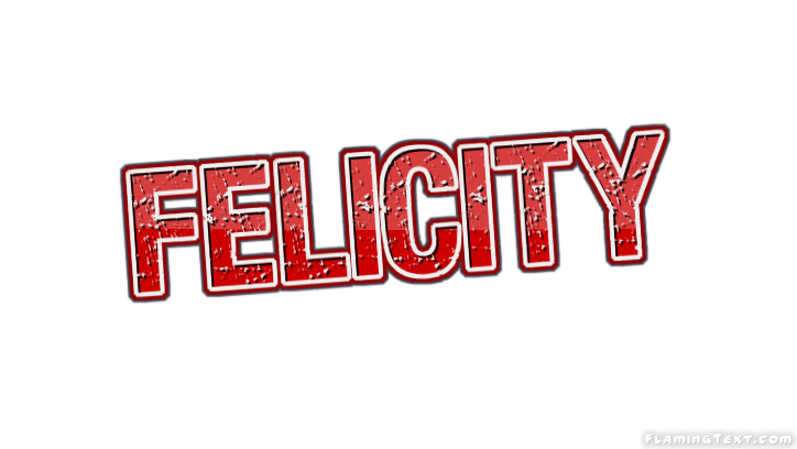 Felicity Design felicity logo free name design tool from flaming text