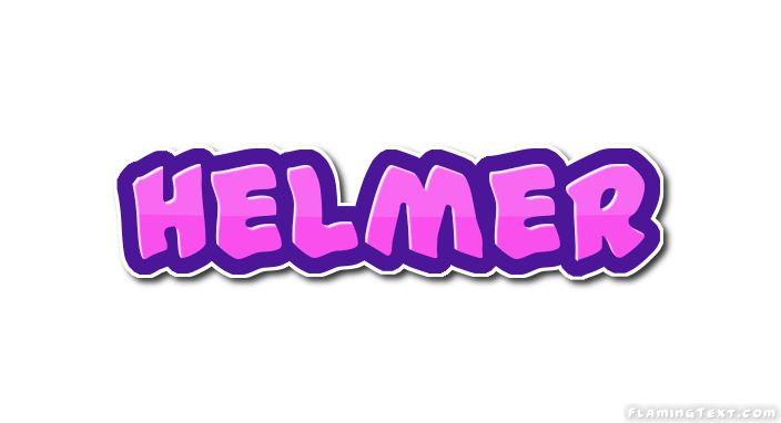 helmer design Helmer Logo | Free Name Design Tool from Flaming Text helmer design