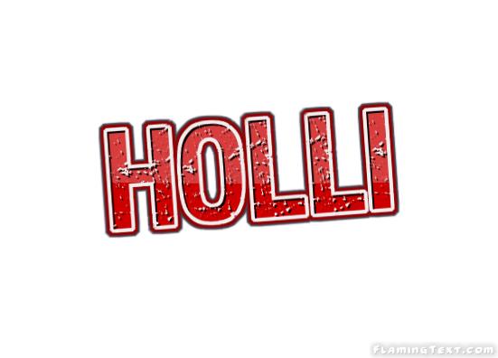 BENITA: Holli Make