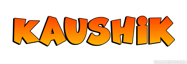 3d kaushik name
