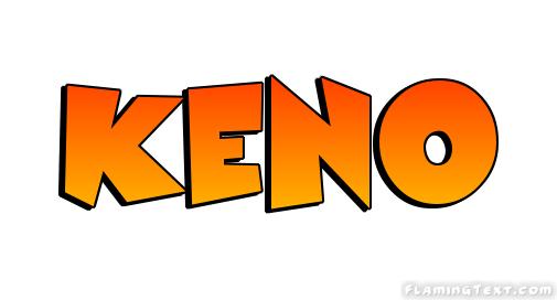 Keno Name