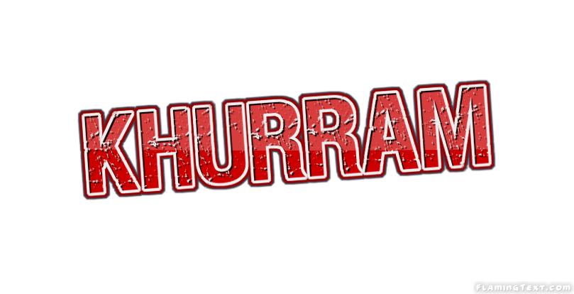 khurram name