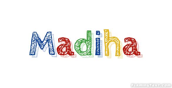 madiha name stylish