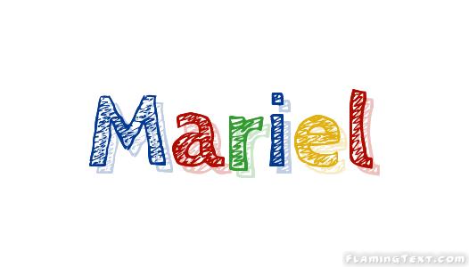 Nombre Mariel En Graffiti