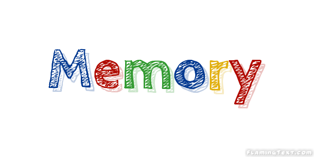 Memory Logo | Free Name Design Tool from Flaming Text