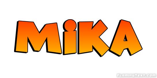 Mika Name