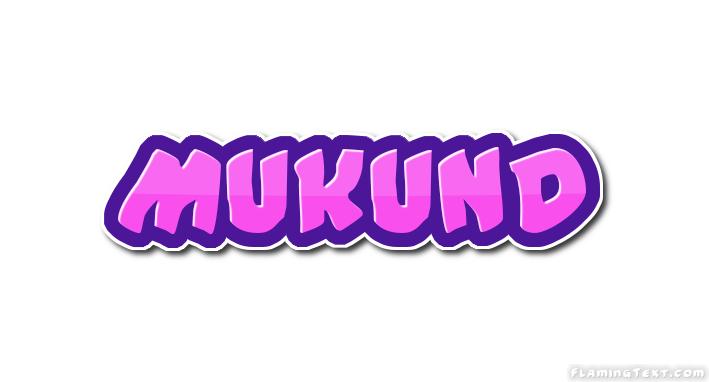 mukund name