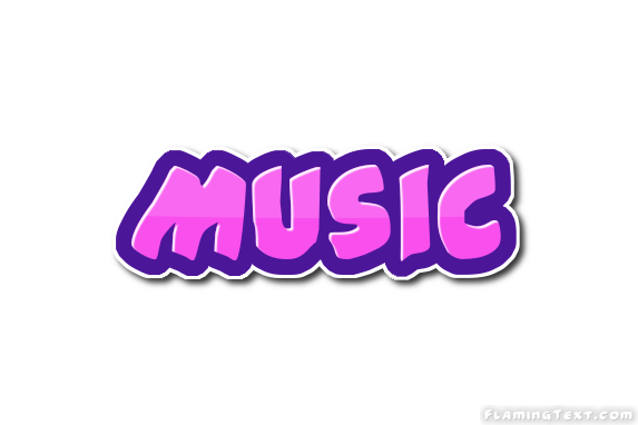 Music Logo | Free Name Design Tool from Flaming Text