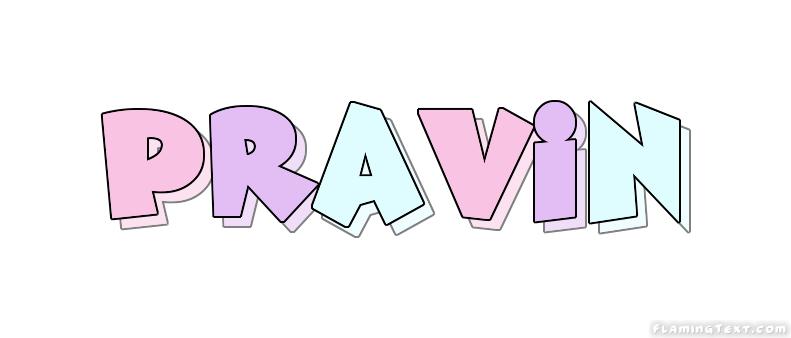 Pravin Logo