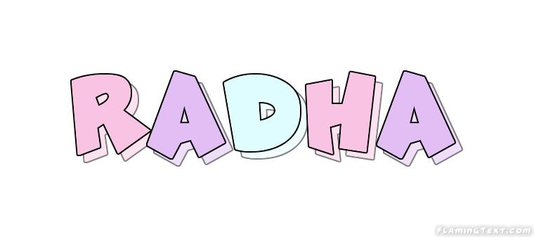 Radha Logo