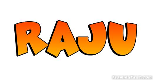 Raju Logo | Free Name Design Tool from Flaming Text