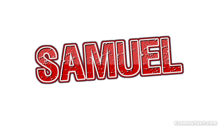 Samuel Logo | Free Name Design Tool from Flaming Text
