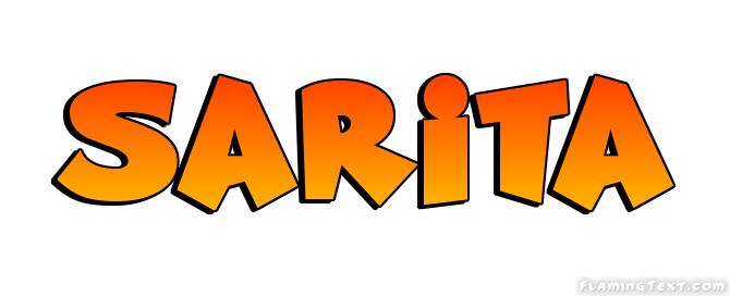 Sarita Logo Free Name Design Tool From Flaming Text