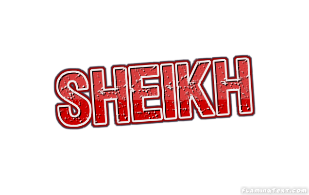 sheikh logo free name design tool from flaming text
