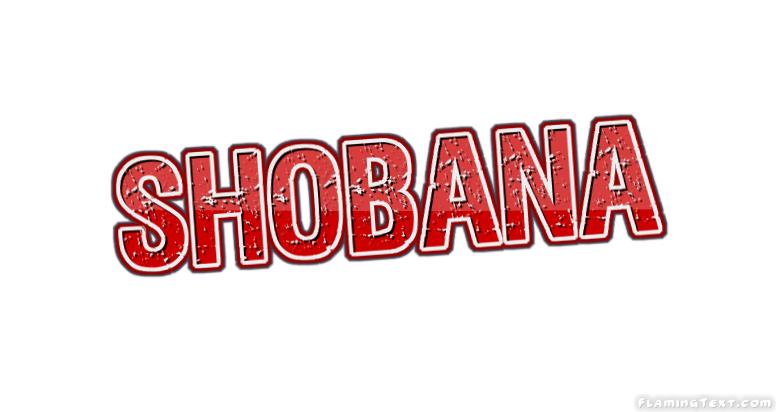 shobana name
