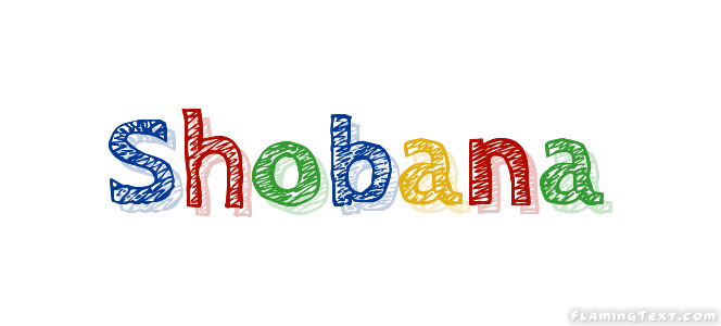 shobhana name