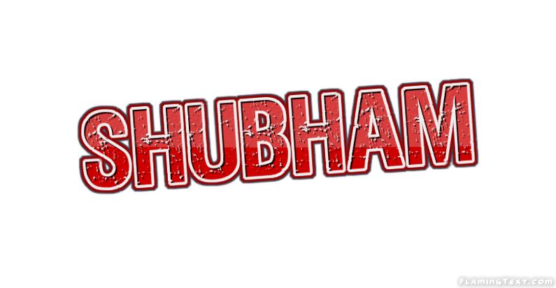 Shubham Logo | Free Name Design Tool from Flaming Text