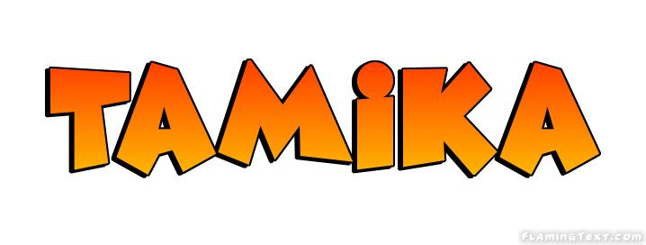 Tamika شعار