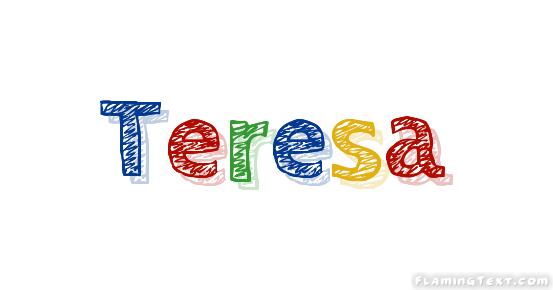 Teresa Logo   Free Name Design Tool from Flaming Text