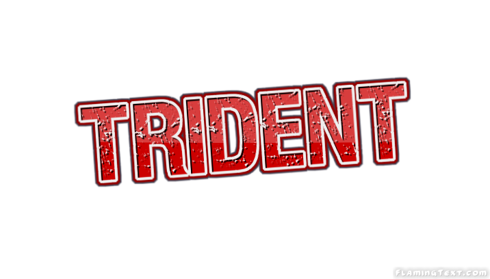 Trident Logo | Free Name Design Tool from Flaming Text