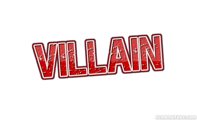 Villain Logo Free Name Design Tool From Flaming Text