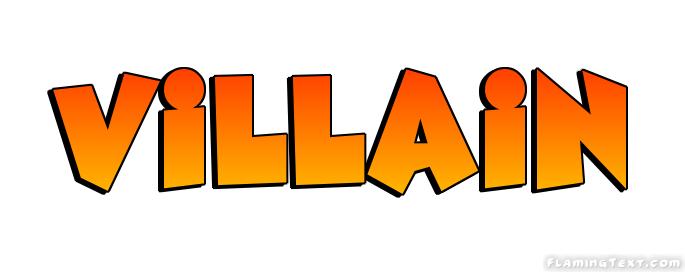 Villain Logo Free Name Design Tool From Flaming Text