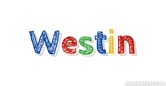 westin logo free name design tool from flaming text