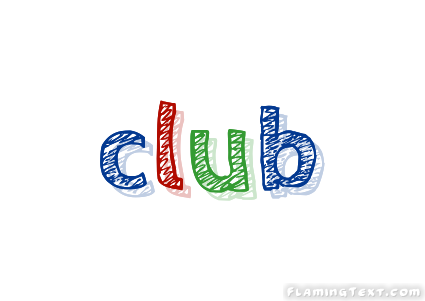 Club Logo Free Logo Design Tool From Flaming Text