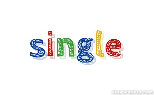 single Logo | Free Logo Design Tool from Flaming Text